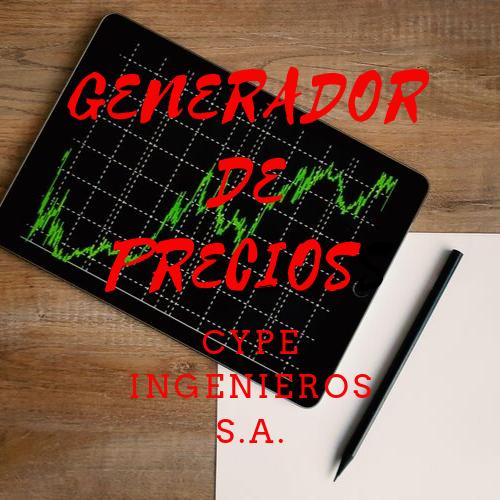 GENERADOR DE PRECIOS CYPE