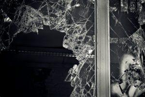 Riesgos de trabajos con vidrio