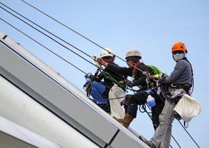 Prevencion de riesgos en trabajos en altura