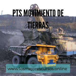 Procedimientos trabajo seguro movimiento de tierras