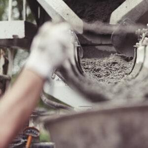 Hormigón o concreto en masa