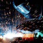 riesgos laborales de soldador