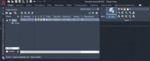 capas en Autocad administrador de capas