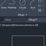 Elemento básico Autocad rectángulo